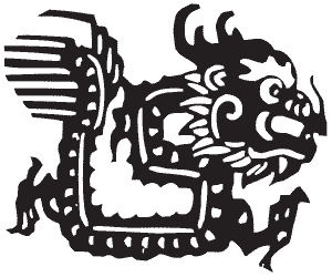 Дракон - символ 1628 года по восточному календарю